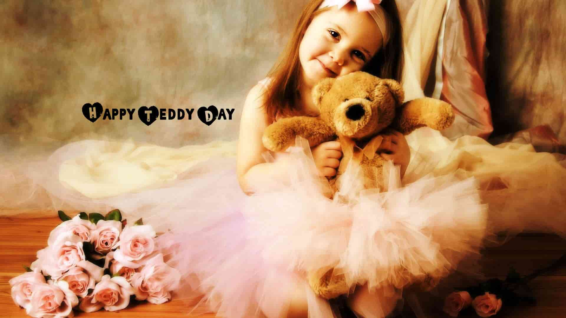 Teddy Day Quotes for Girlfriend