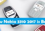 New Nokia 3310 2017 Comeback
