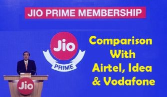 Reliance Jio Prime Offer