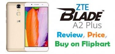 ZTE Blade A2 Plus Flipkart