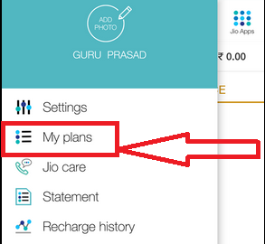 how to check current plan in optus