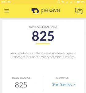 Pesave Referral BonusProof