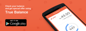 True Balance App – Get Up to 100% Cashback On Mobile Recharge