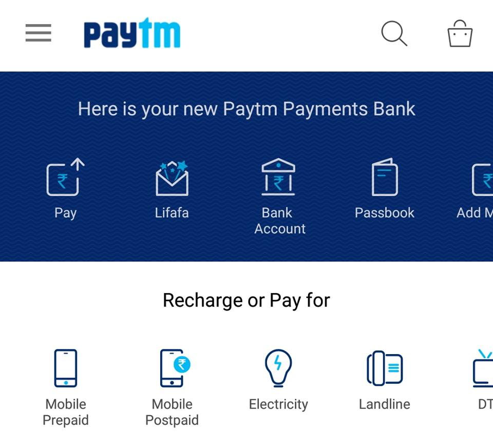 Dkb Bank Account Step By Step: All About Paytm Payment Bank & Steps To Open Bank Account