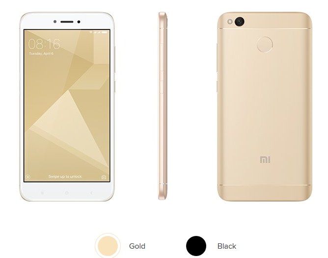 Xiaomi Redmi launch 4X earlier in March with their 2 variants i.e 2 GB RAM and 16GB of internal storage and 3GB RAM and 32GB of internal storage Now They ...