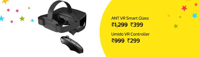 Discount VR Headset