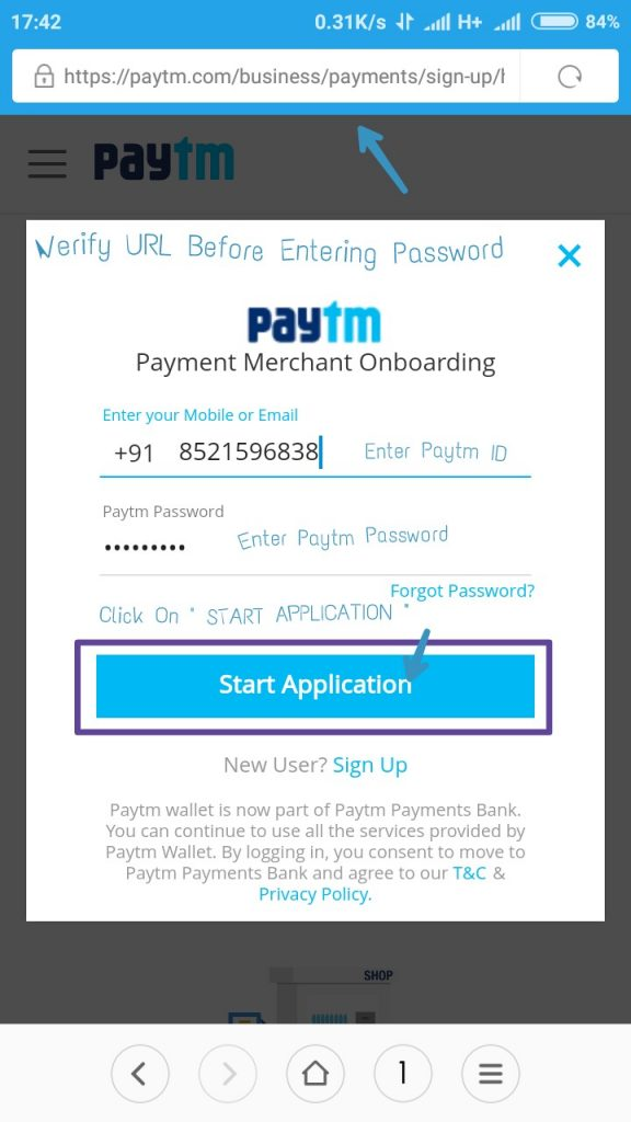 Remove paytm merchant account to bank account transfer