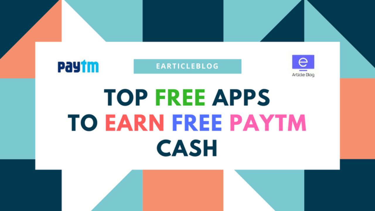 Free Paytm Cash Link: Get (Instant Money Online) Without Investment