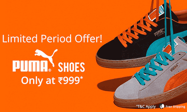 paytm mall footwear flat 999