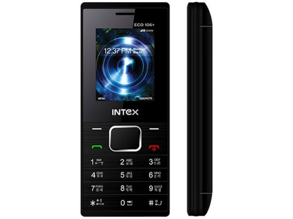 Intex Has Launched Its First 4G Volte Feature Phone! Intex Turbo+ 4G