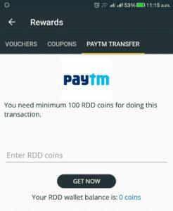 Reviewdede App Loot Offer