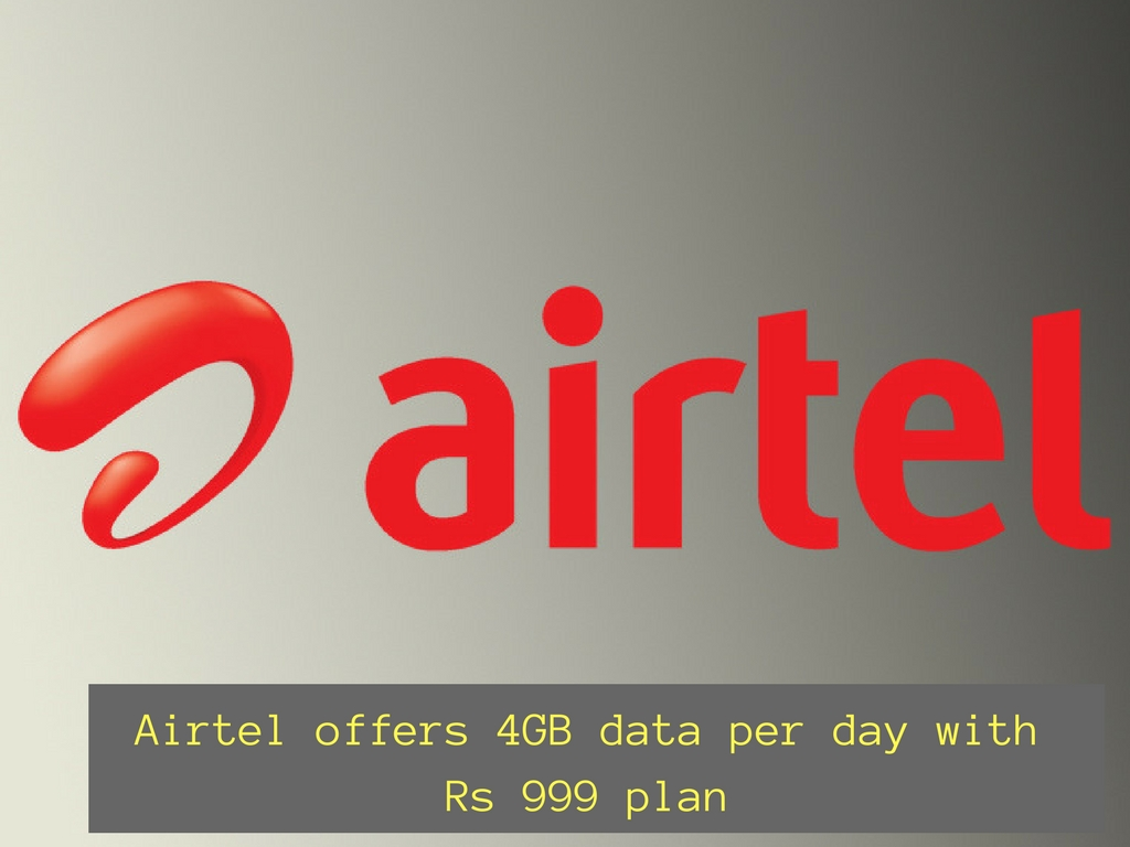 Airtel Recharge Offers