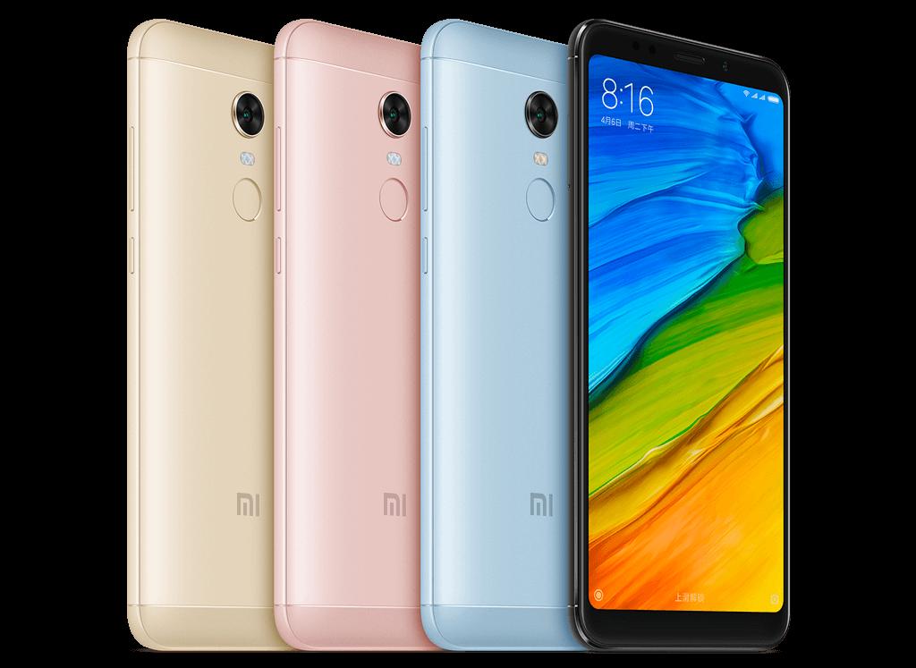 Xiaomi Redmi 5 Plus Image