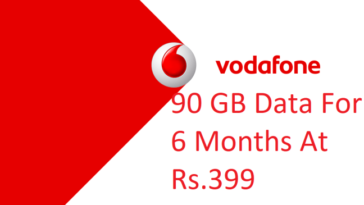 Vodafone 399 Plan