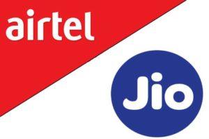 Airtel Jio Comparison