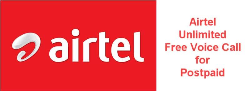 Airtel 399 Plan: Airtel Unlimited Plan-Get 1GB 4G Data+Free Calls for 84 Days