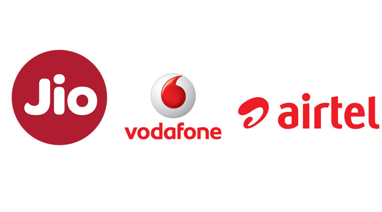 airtel vs Jio vs Vodafone plan compare