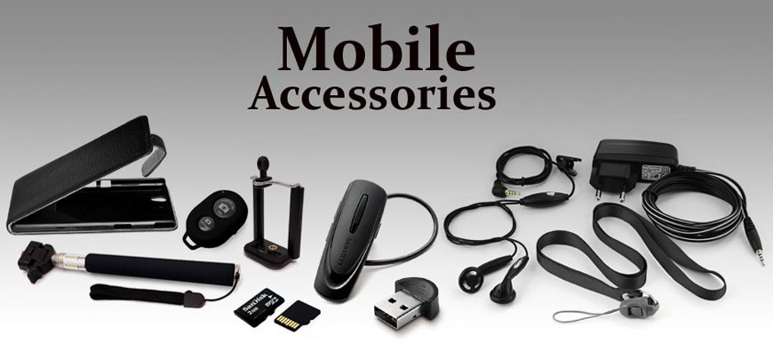 mobile accessories list