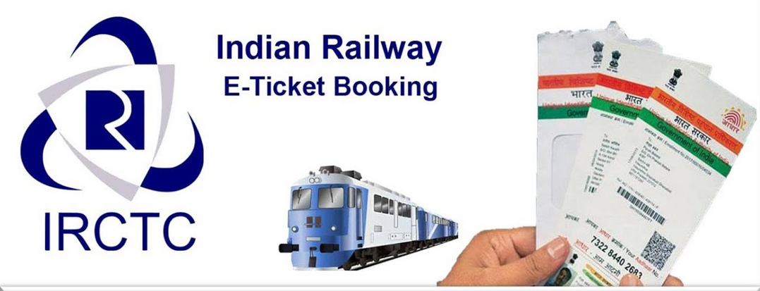 step by step guide Link Aadhaar with Irctc