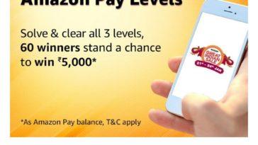 Amazon Pay Levels Quiz Answers