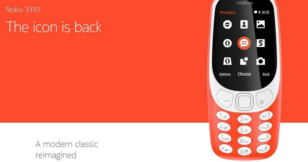 "Nokia 3310 4G ""Feature Phone"" Confirmed! Specifications And Features Leaked"