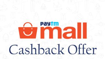 Paytm Mall App Offer