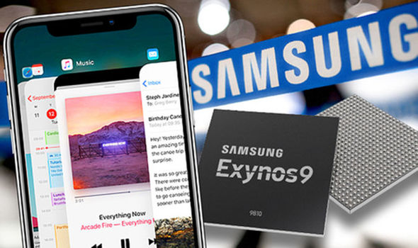 Samsung Galaxy S9 Will Have Feature Like iPhone X! Exynos 9 Series 9810