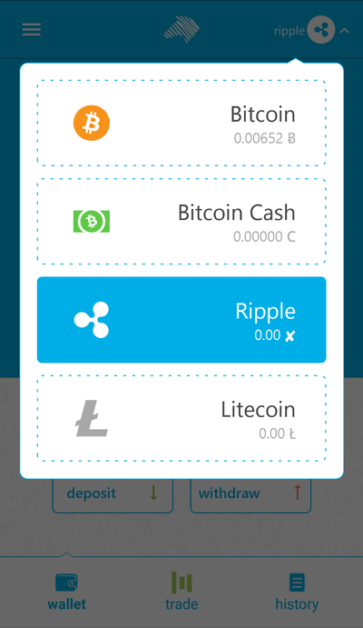 buy ripple on zebpay