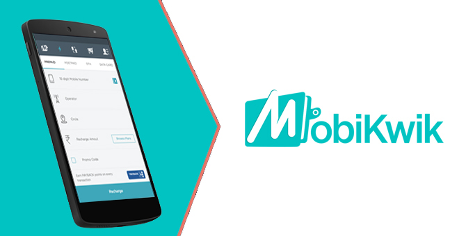 Coupons for recharge mobikwik