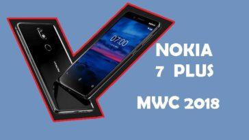Nokia 7 Plus 2018