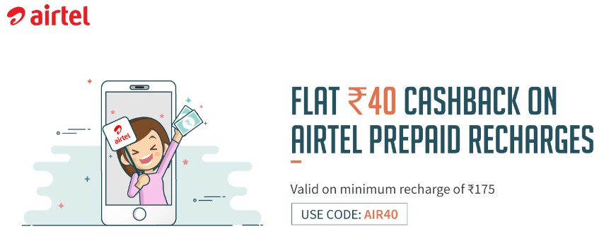 Coupons for freecharge for airtel