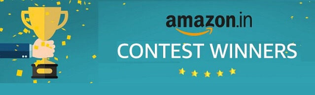 Amazon Contest Winners List