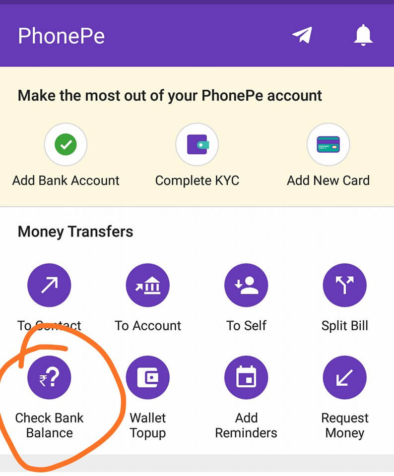 PhonePe App Rs 20 Offer