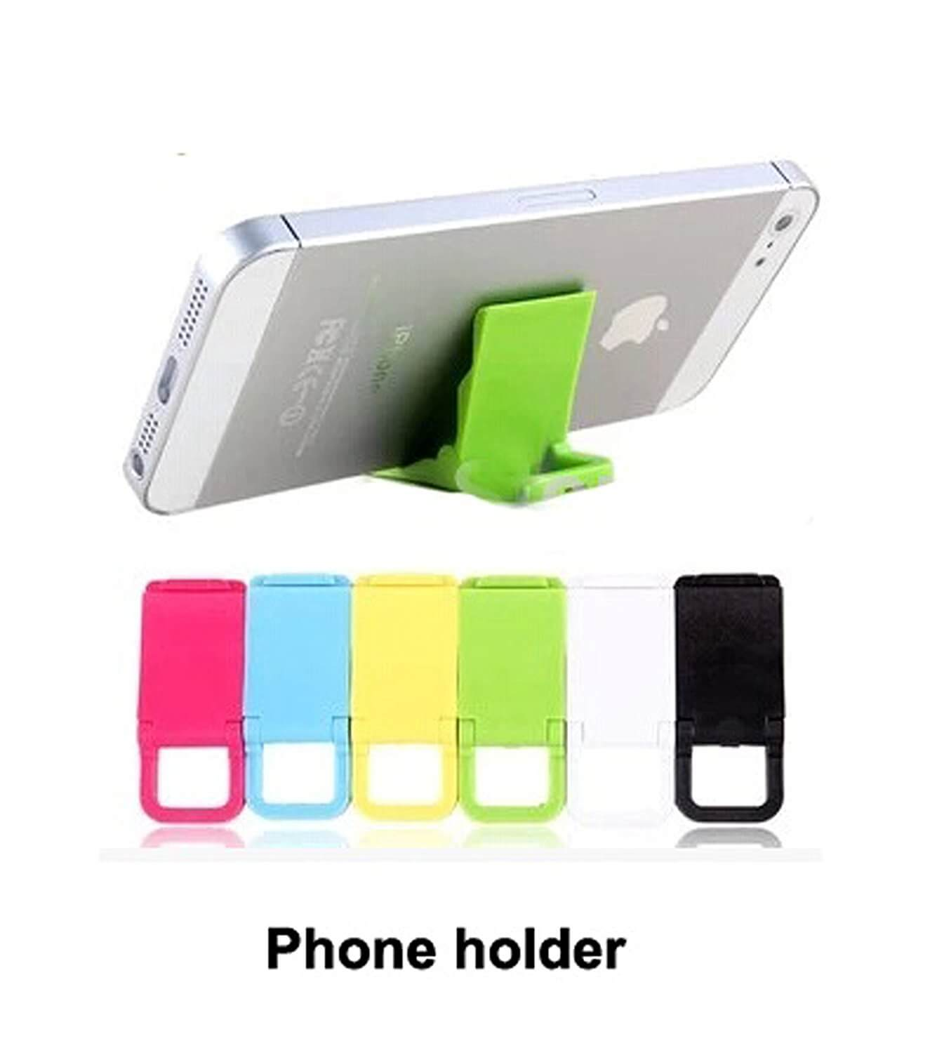 Sparkey plus FOLDABLE MOBILE PHONE HOLDER/STAND FOR ALL SMART PHONE