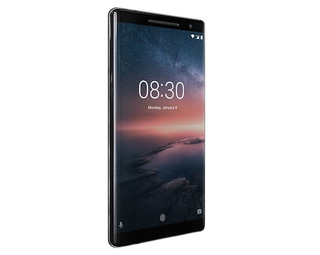 HMD Global Launched Nokia 7 Plus, Nokia 8 Sirocco, Nokia 6(2018) In India!