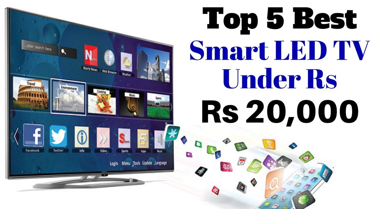 Top 5 Smart Tv Under 20000 Rs In India 2019 Huge Discount