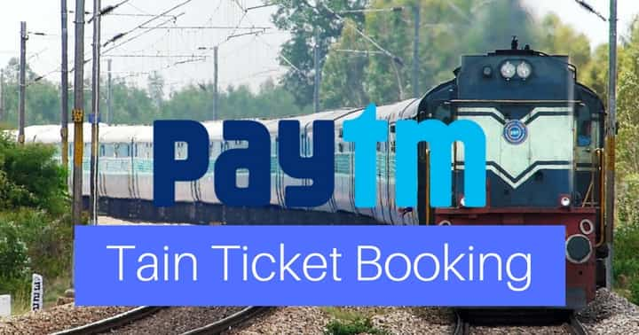 Paytm IRCTC Offer