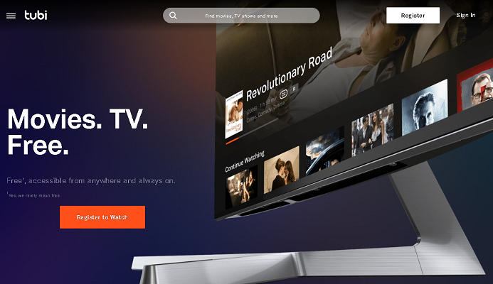 Tubi Tv Like Couchtuner
