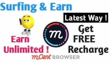 mCent Browser Unlimited tricks