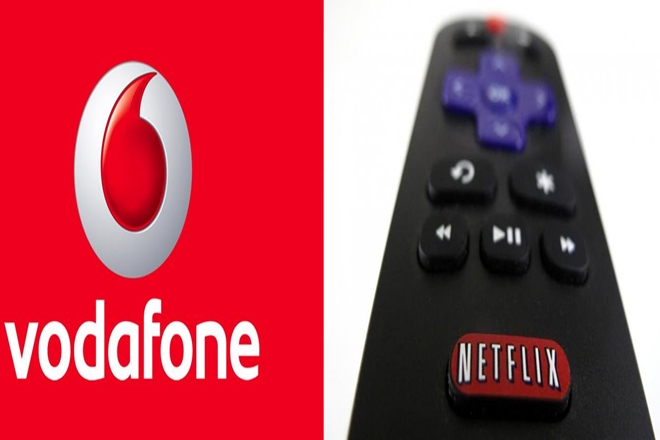 Vodafone is Offering Free Netflix And Amazon Prime Subscriptions!