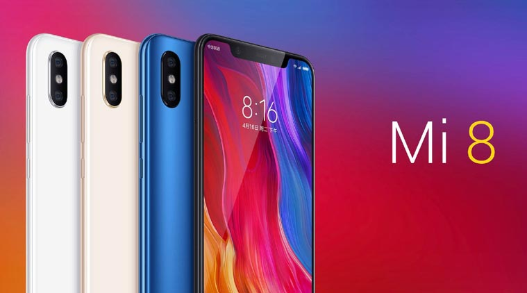 Xiaomi Mi 8 Launched With IR Face Unlock, Notch Like Display And More!