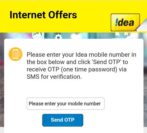 idea free internet app
