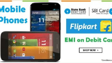 EMI on SBI Debit Card for Mobile Phones