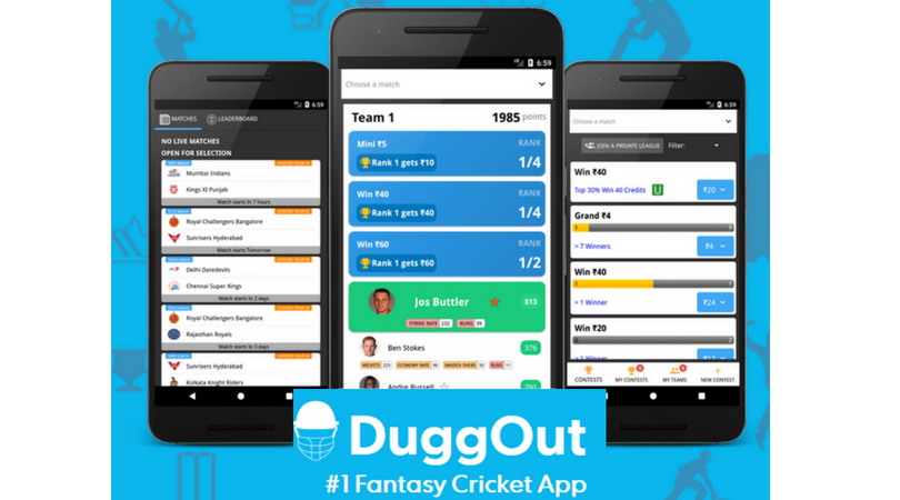 Top Fantasy Apps: 10 Fantasy Cricket Sites To Earn Cash Daily (List)