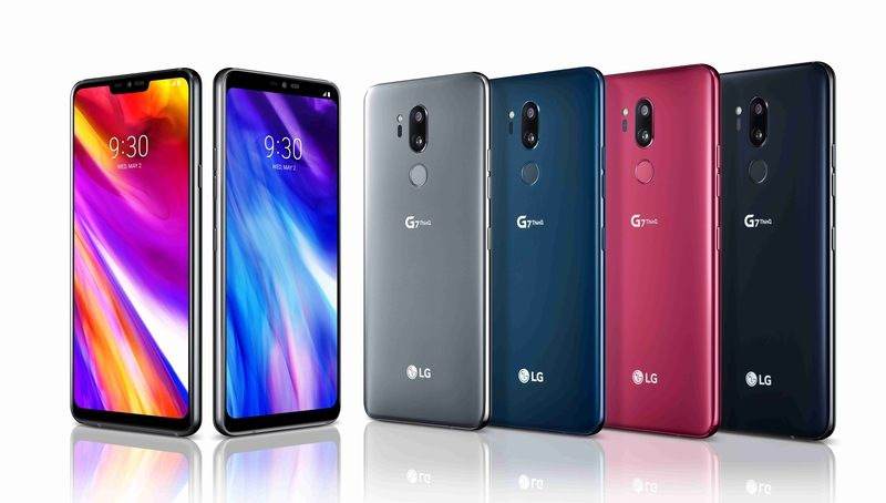 lg g7+ thinq specification