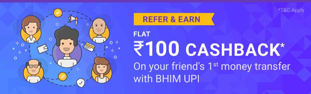 Phonepe Cashback Offer For New User