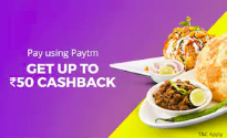 Paytm free cashback offer