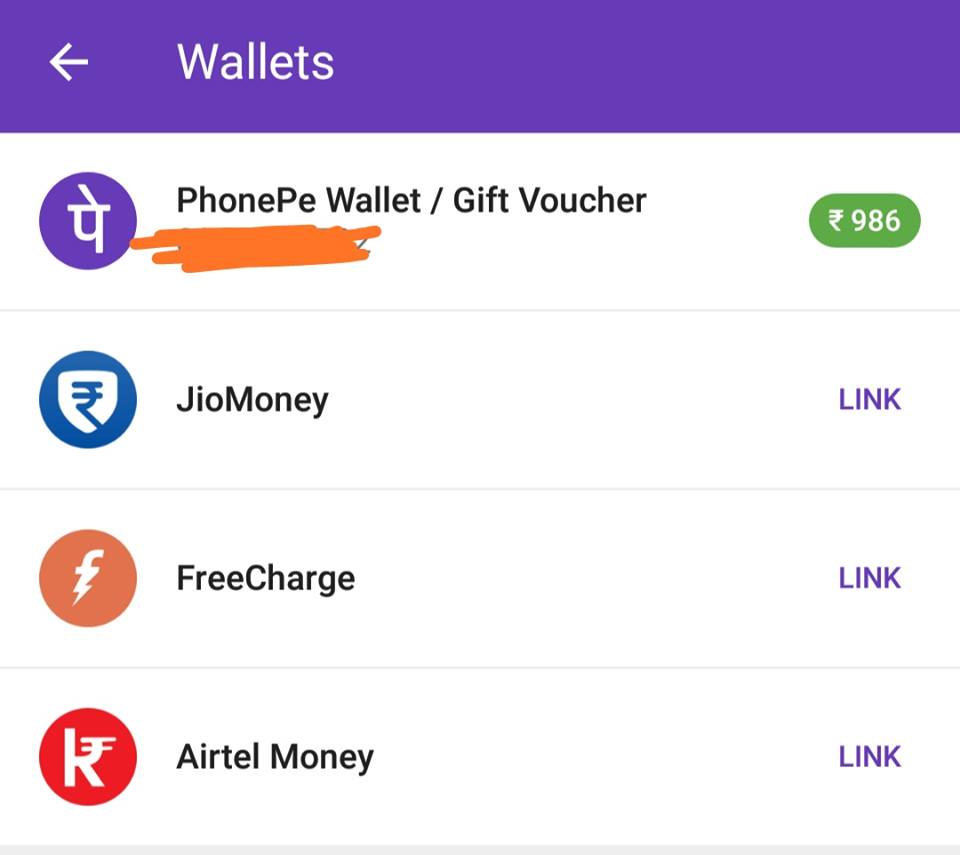 Phonepe UPI Offer Today