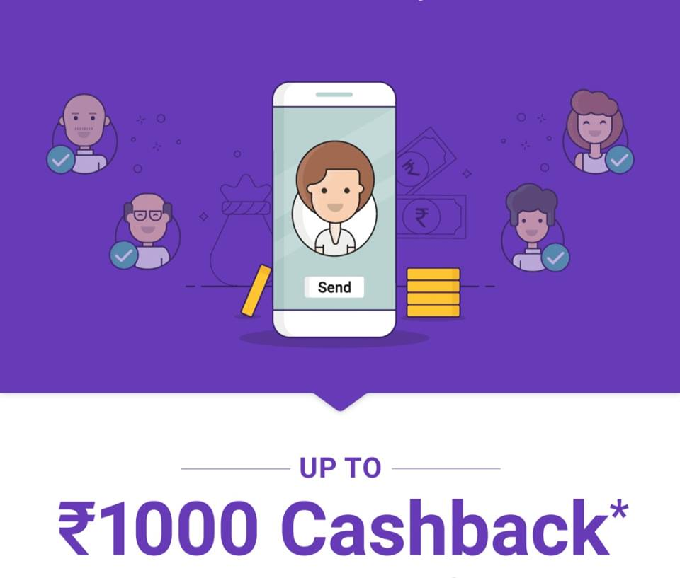 Phonepe UPI Offers