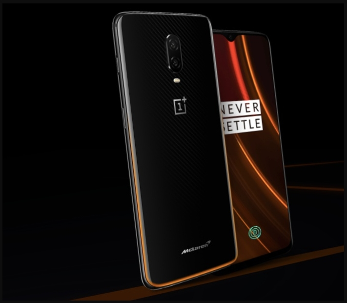 OnePlus 6T McLaren Edition With 10GB Ram Launched In India